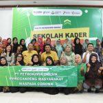Tangkal Corona, Petrokimia Gresik Luncurkan Program Sekolah Kader Kampung Sehat