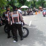 Tolak Omnibus Law, Ribuan Buruh di Surabaya Berunjuk Rasa
