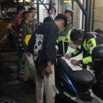 49 Motor Ditilang Saat Razia Balap Liar di Blitar, Rata-rata Biker Masih SMP