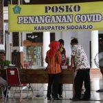 Dua Kecamatan di Sidoarjo Masuk Zona Merah, Begini Kondisi Kecamatan Lain