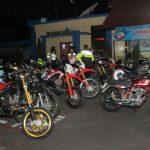 Razia Balap Liar, Polres Blitar Kota Amankan 39 Motor