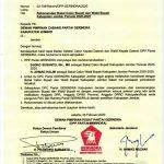 Viral Rekom untuk Djoko Susanto, Ketua Gerindra Jember Sangsi Keabsahannya