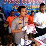 Tangkap Pengedar di Persembunyiannya, Polisi Jember Sita Ribuan Butir Pil Koplo