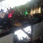 Diduga Korsleting Listrik, Ruko di Situbondo Terbakar