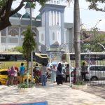 Ratusan Santri Tambak Beras Jombang Asal Lamongan yang Dipulangkan Diperiksa