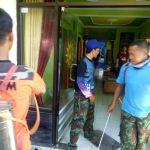 Cegah Virus Corona, Panti Asuhan Muhammadiyah Pamekasan Disemprot Disinfektan