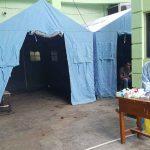 """Pasang Tenda di Depan IGD, Plt Direktur RSUD Kota Probolinggo: """"Untuk Pemeriksaan PDP"""""""