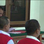 Terdakwa Kasus SDN Gentong Kota Pasuruan, Minta Keringanan Hukuman