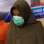 Perempuan Pengedar Narkoba Asal Sumenep Diringkus Polres Pamekasan