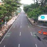 Penutupan Jalan Darmo dan Tunjungan di Surabaya Diperpanjang Hingga Dua Pekan