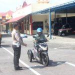 Cegah Penyebaran Corona, Pengurusan SIM di Polres Blitar Ditutup Sementara