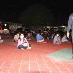Bandel, Puluhan Pembeli dan Pelaku Usaha Warkop Dibawa ke Mapolres Ngawi
