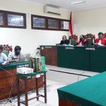 Sidang <em>Online</em> di PN Jombang Terhambat, Jaringan Internet Buruk