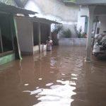 Diguyur Hujan Deras,  Puluhan Rumah Dua Dusun di Situbondo Terendam Air
