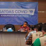 Wakil Bupati Situbondo Donasikan 4 Bulan Gajinya untuk Penanganan Covid-19