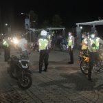 Razia Balap Liar, 11 Kendaraan Diamankan Satlantas Polres Blitar Kota