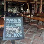 Pandemi Covid-19, Bani Cafe Pamekasan Ditutup Karyawan Tetap Digaji