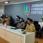 Bupati Jombang Turut Serta dalam Musrenbang RKPD 2021 Provinsi Jawa Timur