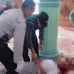 Jatuh dari Lantai Dua saat Mengecat Masjid, Warga Sooko Mojokerto Meninggal di Lokasi