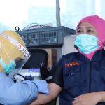 Stok Darah PMI Menipis Saat Corona, ASN Pemprov Jatim Ramai-Ramai Donasi Darah