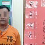 Residivis Pengedar Sabu-Sabu Asal Malang Diringkus Polisi di Srengat Blitar