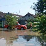 Hujan Dua Hari, Sejumlah Sungai di Mojokerto Meluber Genangi Permukiman