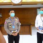 Polri Beri Pelatihan dan Insentif Bagi Ratusan Ribu Pengemudi Selama Wabah Corona