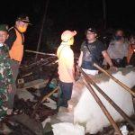 Angin Kencang di Mayang Jember, Rumah Ambruk Timpa Ibu dan Anak