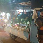 Seram! Satgas Covid-19 di Banyuwangi Razia Kerumunan Bawa Keranda