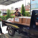 GusDurian Mojokerto Dirikan Posko Bersama #Salingjaga, Begini Kerja Sosial Mereka