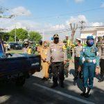 Aparat Siapkan Pengamanan Jelang PSBB Surabaya Raya