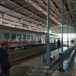 Imbas Covid-19, Penumpang Stasiun Bangil Turun Drastis