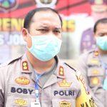 Kapolres Jombang Meminta Penjual Masker Tak <em>Aji Mumpung</em> Saat Covid-19