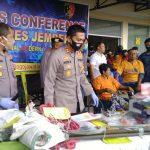 Komplotan Pembobol Toko Retail di Jember Dibekuk Polisi, Satu Orang DPO