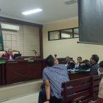 Sidang Dua Penyuap Bupati Sidoarjo, Pokja ULP Akui Terima Aliran Uang