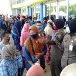Acara Lumbung Pangan Jatim Undang Kerumunan Warga di Masa Wabah Corona