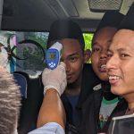 Tiba di Mojokerto, Ratusan Santri Lirboyo Jalani <em>Screening</em>