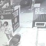 Kawanan Pencuri Motor di Sidoarjo, Terekam CCTV