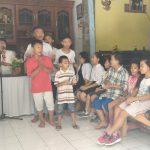 Hindari Kerumunan, Ibadah Jumat Agung GPdI Randuagung Lumajang Digelar di Ruang Tamu