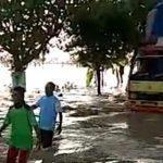 Banjir Akibat Hujan Deras di Lamongan, Jalan Alternatif Terputus dan 3.500 KK Terdampak