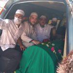 Sang Ayah Meninggal, Riza Shahab : Abah Tegas dan Panutan Bagi Anak-Anaknya