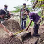 Imbas Wabah Corona, BPCB Jawa Timur Tunda Ekskavasi Situs Kumitir Mojokerto