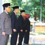 Empat Pejabat Kepala Dinas Pemkab Sidoarjo Dilantik di Tengah Pandemi Covid-19