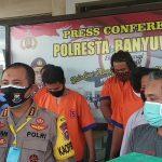 Sebar Rekaman Suara Soal Penangkapan Maling di Gambiran, Anggota Linmas di Banyuwangi Minta Maaf