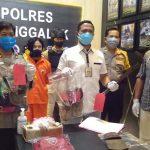 Polisi Tetapkan Tersangka Pembacokan Hingga Tewas di Trenggalek