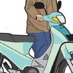 Jadi Korban Tabrakan, Sepeda Motor Warga Pacet Mojokerto Dibawa Kabur