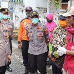 Tiba Dari Luar Kota, Warga Desa Kepatihan Jombang Wajib Masuk Bilik Sterilisasi