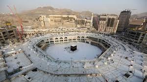 Tangkal Covid-19, Saudi Imbau Salat Id di Rumah, Masjidil Haram dan Nabawi Ditutup