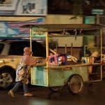 PKL Jalan Majapahit Kota Mojokerto Keluhkan Jam Malam