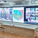 Pantau Penanganan Covid-19, Bupati Jombang Rapat Online dengan Camat